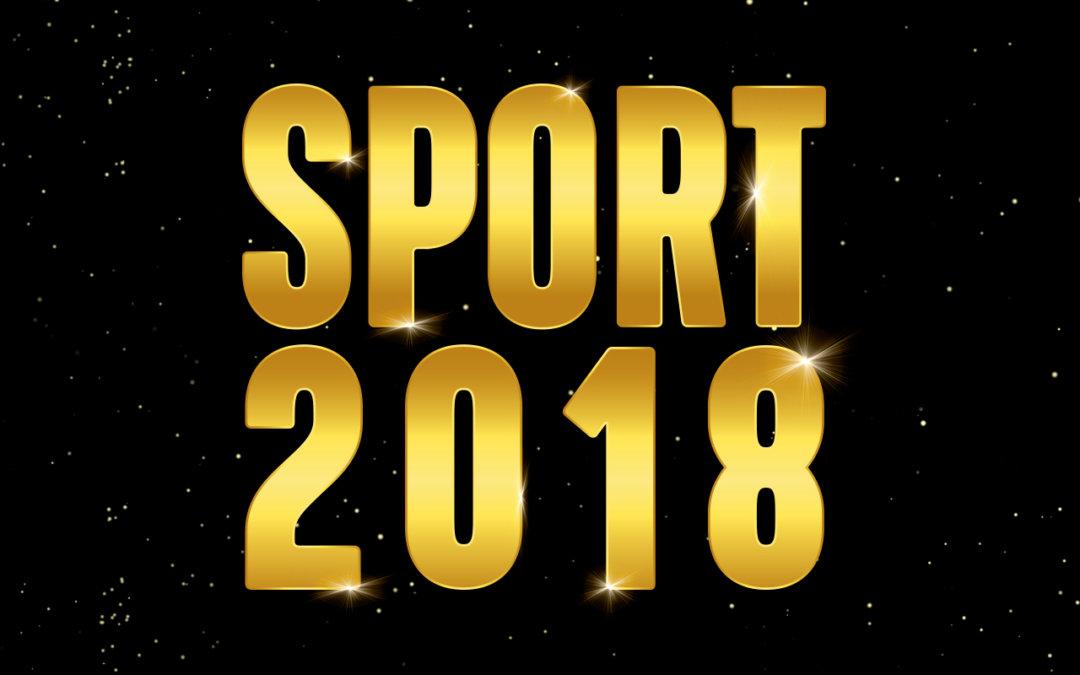 Vind 2 billetter til Sport 2018!